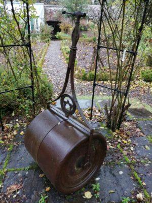 Hidden Huntley farming implement