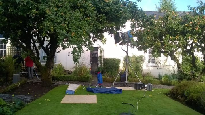 Huntley film location