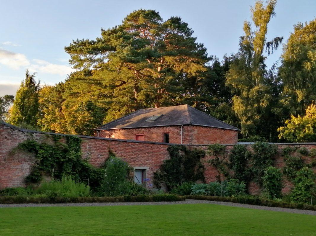 Hidden Huntley the secret garden