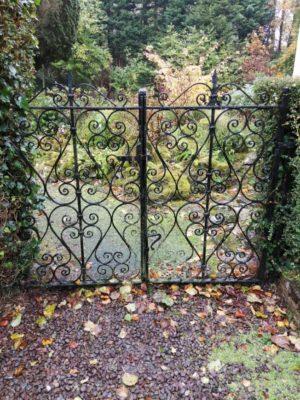 Huntley gate