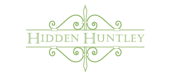 Hidden Huntley graphic
