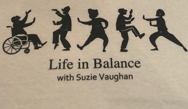Suzanne - Tai Chi logo